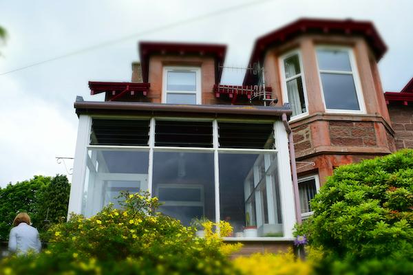 Blue Noun English Language School Host Family accommodation Catriona and David