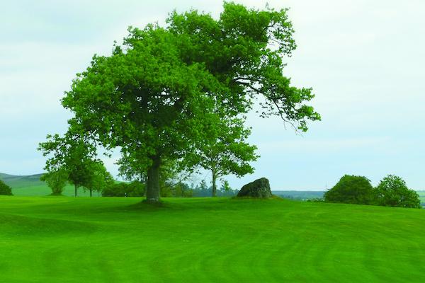 Crieff Golf club English language school Perthshire activities menu