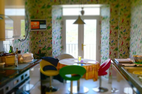 Blue Noun English Language School Host Family accommodation Dale and Bob