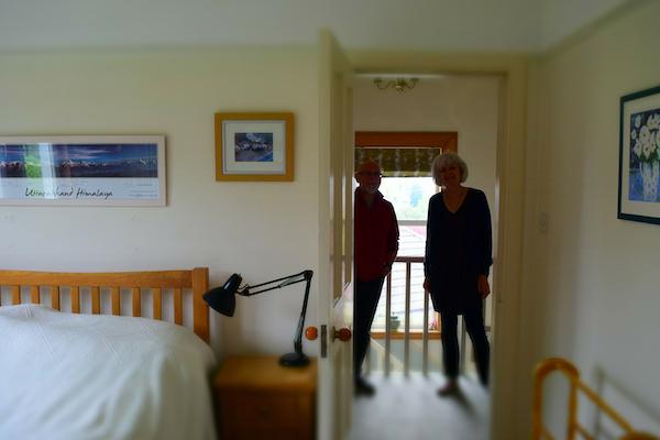Blue Noun English Language School Host Family accommodation Gae and Kim