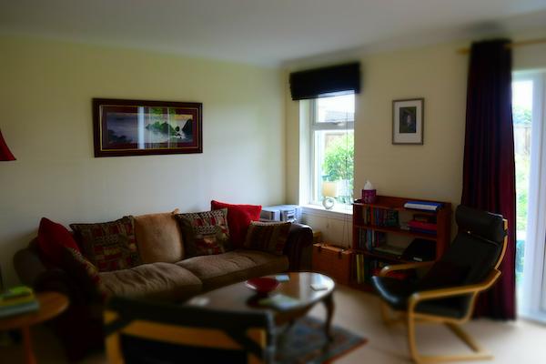Blue Noun English Language School Host Family accommodation Lesley and Gordon