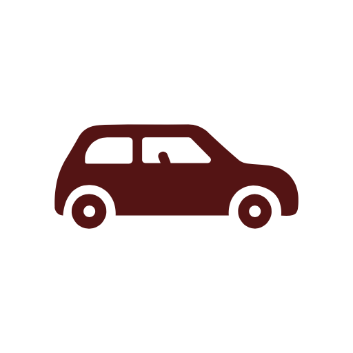 car Icon for How to get to Crieff English language school