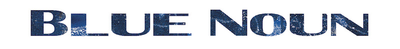 large logo fro blu eNoun English language school website