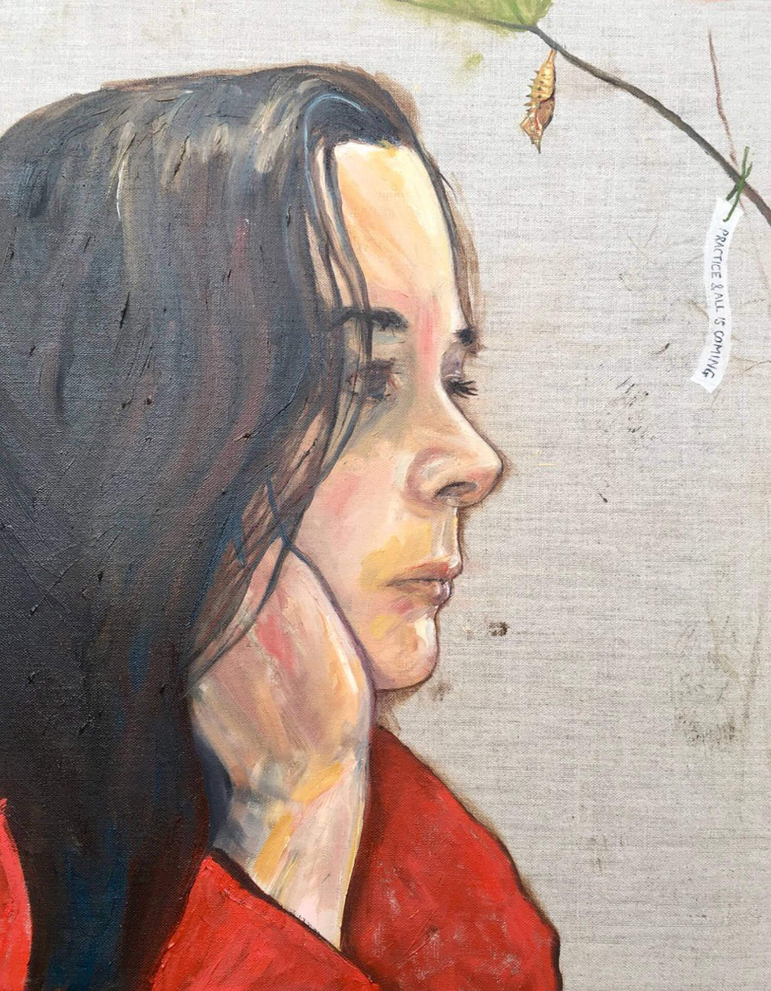 Creatives Talk Shop English language School for creative minds Artist Johanna McWeeney