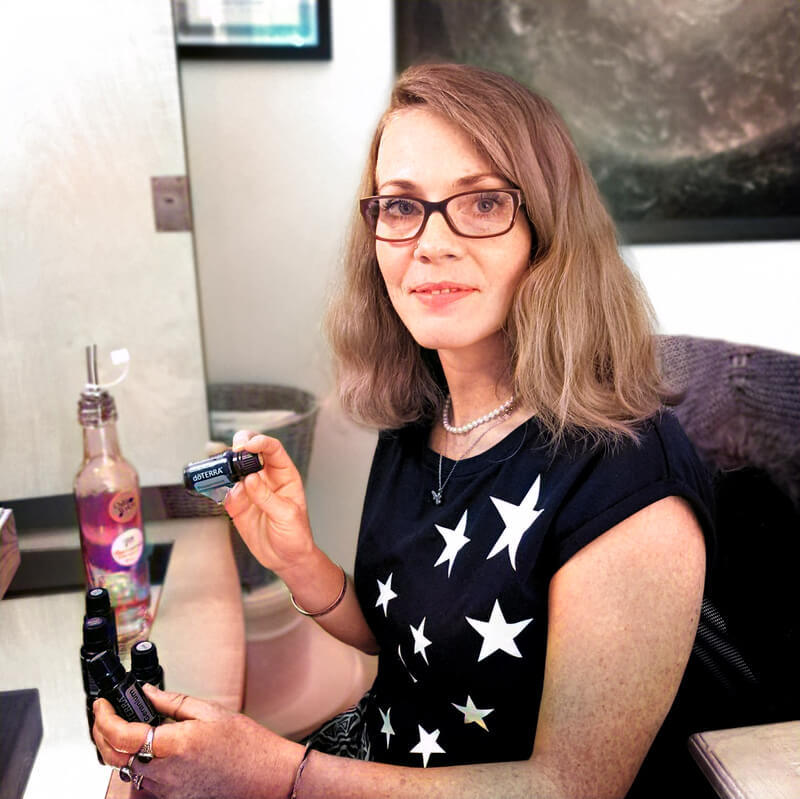 English tips Essential oils for learning a foreign language the Oily Witch Claire Ottewell