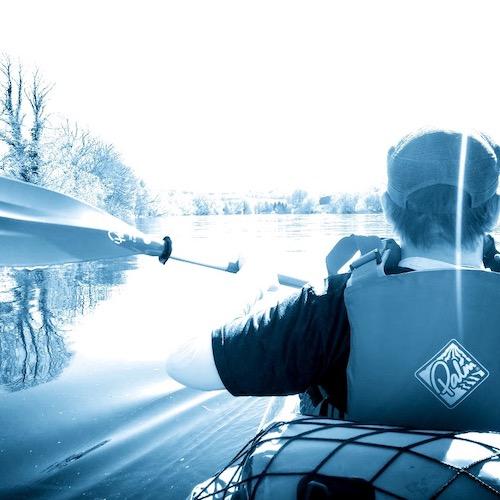 English Language School activities kayaking Perth City Tours River Tay