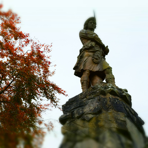 Learning English in Perthshire | Scotland's best, worst soldier?