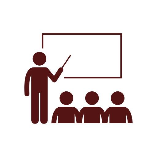 Icon for Traditional English Language Class