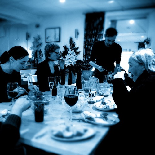 English Language School Perthshire immersion activity meal time learn English in Scotland